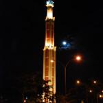 Photo Blog Menara Masjid Raya Batam