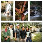 Air Terjun Pancuran Simpang Dam Batam