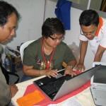 Komunitas Blogger Batam di ICT 2008